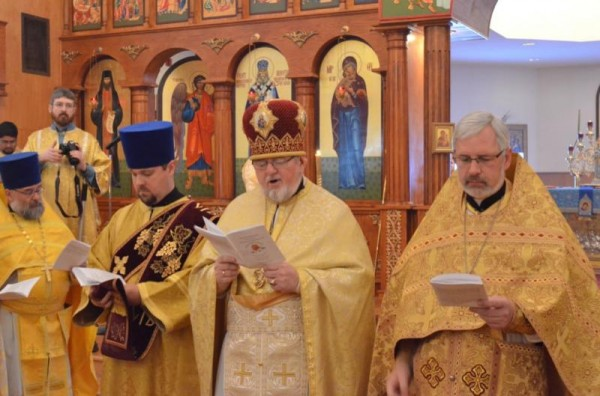 Statement of His Grace, Bishop David on the Tyonek Fire