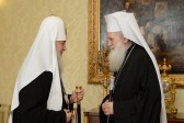 Fraternal talk between Primates of the Russian and Bulgarian Orthodox Churches