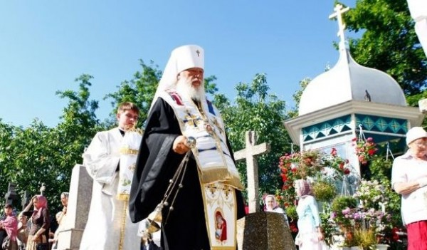 Bishop seeks intl protection of Orthodox community in Ukraine