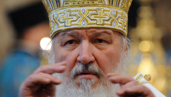 Patriarch Kirill: A terrible crime has been committed in view of the whole world