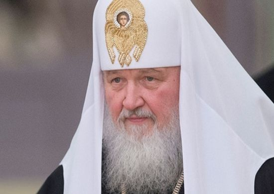 Patriarch Kirill: My heart is with Ukraine