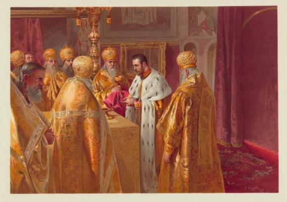 Coronation, 1896