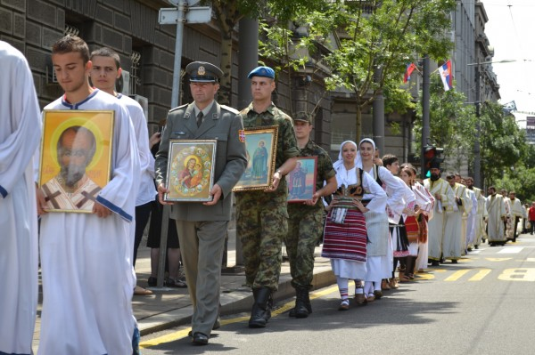 City of Belgrade celebrates the Ascension Day (Photo-report)