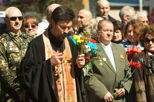 An Orthodox priest has been killed in the Donbas region (Ukraine)
