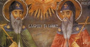 Saints Cyril and Methodius: Examples of…