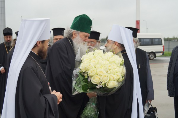 His Holiness Patriarch Neophytos of Bulgaria completes his visit to the Russian Orthodox Church