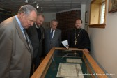 The Pre-Opening of Holy Trinity Monastery and Seminary Museum