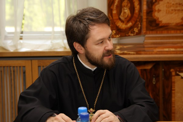 Metropolitan Hilarion: Persecutions against Christians are unprecedented