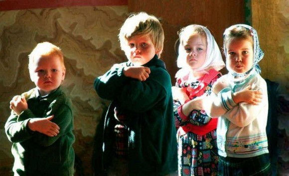 Parenting in the Orthodox Family Today