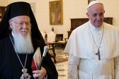 Pope to meet with Orthodox Patriarch Bartholomew