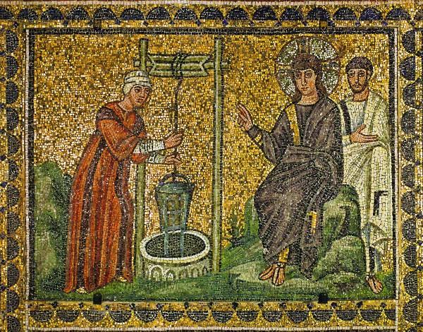 The Samaritan Woman: St. Photini