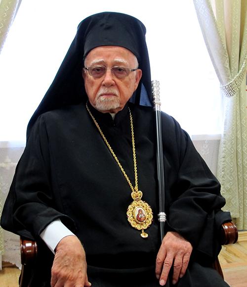 Patriarch Kirill receives Metropolitan Anthony of Mexico