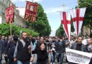 Tbilisi hosts same-sex marriage protest