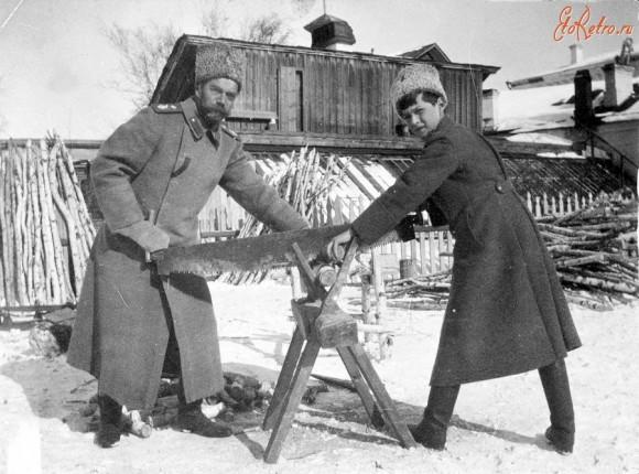 In exile in Tobolsk