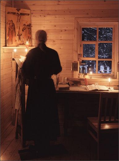 On Prayer X: Prayer Before Icons