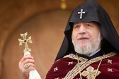 Armenian Catholicos to visit Pope of Rome
