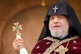Armenian Catholicos to visit Pope of Rome