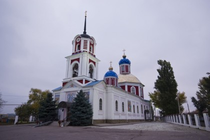 Ukrainian militants shelled a church in Slavyansk, church ward killed