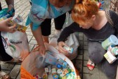 Christian organizations set up center for humanitarian aid to Ukraine's southeast