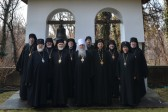 Holy Synod of Bishops begins annual retreat