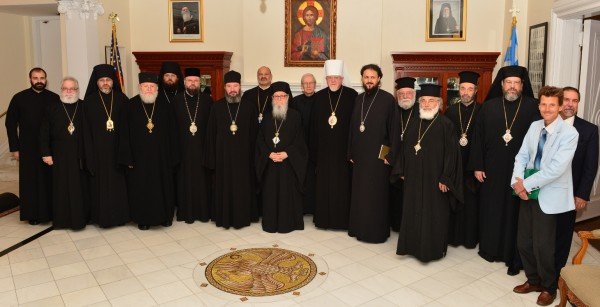 Assembly of Canonical Orthodox Bishops of the USA discusses priorities for region