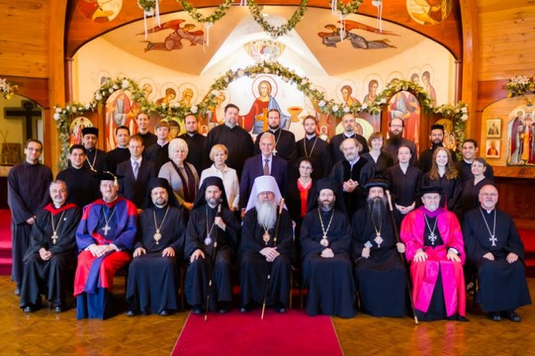 St. Vladimir's Seminary Class of 2014