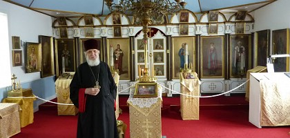 In Memoriam the Archpriest Macarius Targonsky