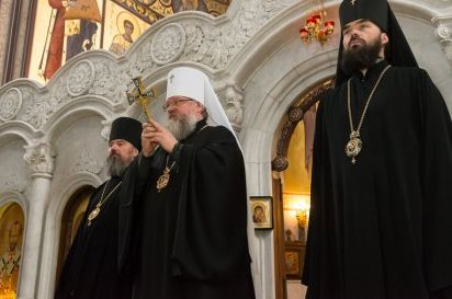 The Donetsk and Gorlovskij Diocese Announces a Strict Fast