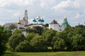 During celebrations of the 700th anniversary of St. Sergius, a Camp for 20 Thousand People Will be Arranged by the Holy Trinity- St. Sergius Lavra