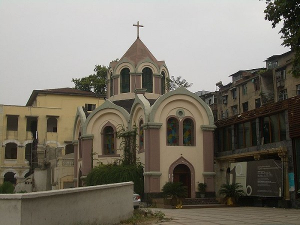 Russian-Chinese cultural center could open around oldest Orthodox church in China