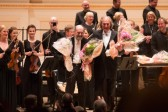 Estonian Orthodox Composer Arvo Pärt Thrills NYC Audience