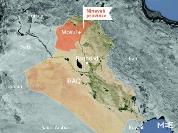 Iraqis in Lebanon Condemn ISIL Crimes