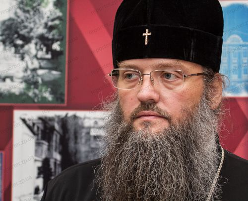 Archbishop Luke of Zaporozhye: The Turmoil That Has Befallen Our Country Reveals the Finest Examples of Mercy