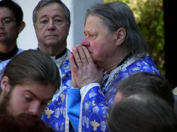 Archimandrite Theodor [Micka] fell asleep