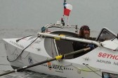 'I did this crossing only with the help of God': Russian adventurer Fedor Konyukhov, 63, reaches Australia after 160 days alone at sea, rowing 16,800km across Pacific Ocean