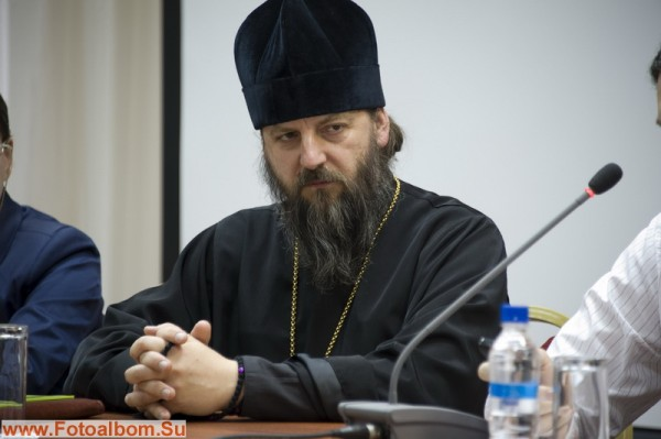 Patriarchal Congratulations to Bishop Theodosius of Seattle On His 50 th Birthday
