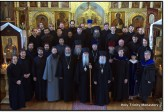 Jordanville, NY: Graduation Day at Holy Trinity Orthodox Seminary