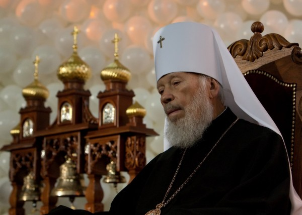 Archpriest George Kovalenko: the Health of Metropolitan Vladimir is Serious But Stable