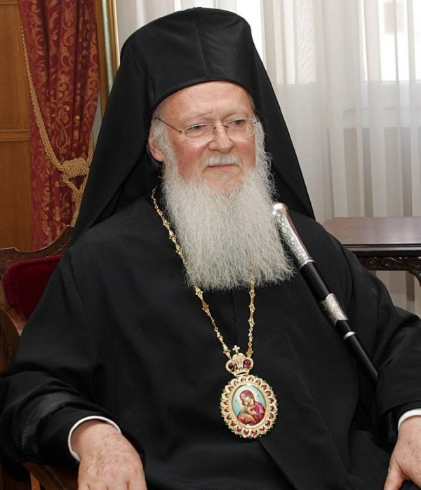 Patriarch Bartholomew: The Church invites everyone to the restoration of the divine image to its former and original beauty
