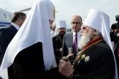 Patriarchal congratulations to Metropolitan Cornelius of Tallinn and All Estonia on his 90th birthday