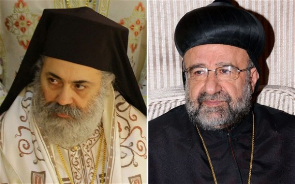 Two Bishops Kidnapped in Syria Held Captive by ISIL, in 'Good Health'
