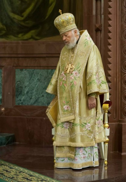 An Angel of the Church: In Remembrance of Metropolitan Vladimir of Kiev and All Ukraine: Part II