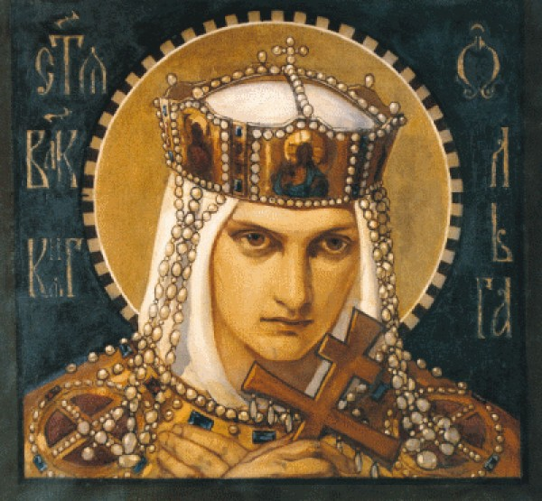 One Woman's Faith: St.Olga—The Mother of Saints of Many Nations