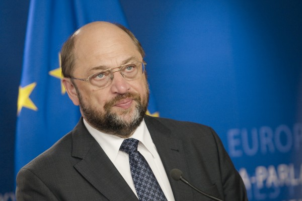 Metropolitan Hilarion of Volokolamsk congratulates Martin Schulz on re-election as President of European Parliament