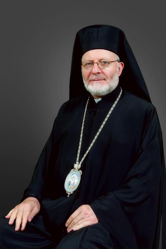 St. Vladmir's seminary congratulates newly elected Metropolitan Joseph