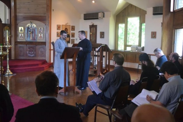 Eighth Annual Diaconal Liturgical Practicum concludes