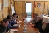 Metropolitan Hilarion of Volokolamsk visits Kyrgyzstan
