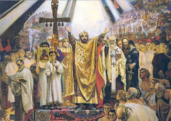 Russian Orthodox Church marks Day of Christianization of Rus
