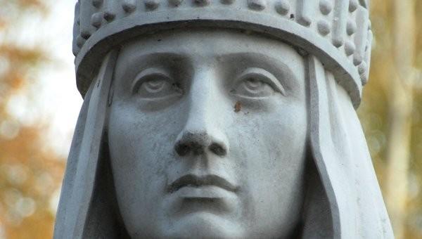 Saint Olga: from Βarbarism to Ηoliness