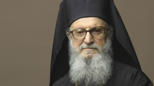 Archbishop Demetrios of America Receives the…